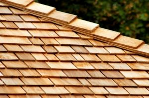 Wood Shingles / Wood Shake Roofing
