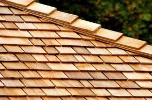 Wood Shake Roofs